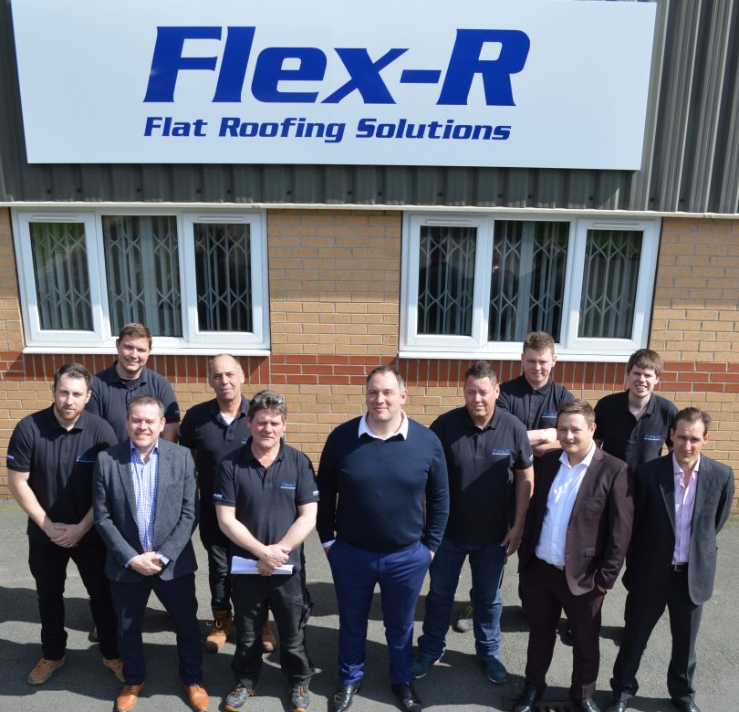 Flex-R's 'Northern Powerhouse' Helps Drive Growth