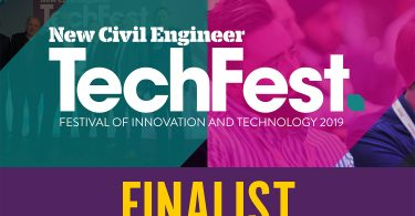 GAP Shortlisted in the New Civil Engineer TechFest Awards 2019
