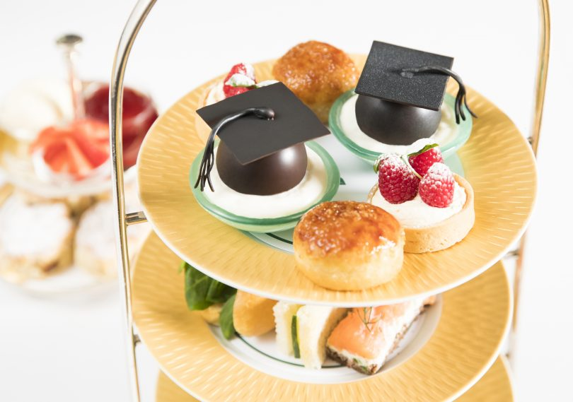 The Ivy Spinningfields Celebrates Manchester Graduations with Exclusive Champagne Cocktail Menu and Afternoon Tea