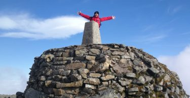 Holiday Inn Dumfries General Manager Jamie Milligan Climbs Three Peaks for Children's Charity