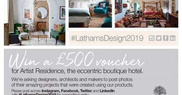 James Latham Search for Design Superstars