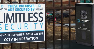 Limitless Launches Fixed Cost Managed Security Solution for Construction Sites