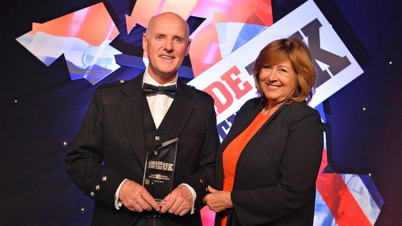 National Business Award Win for Ibstock Brick Rewards 'People First' Sustainability Strategy