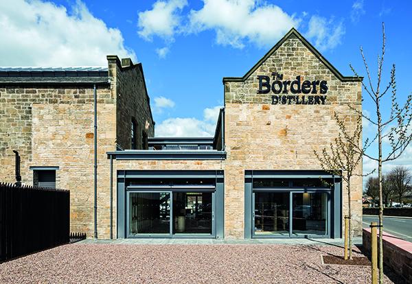Borders Distillery