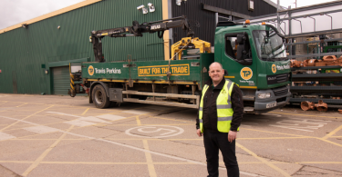 Travis Perkins Wins Gold Ministry of Defence Award