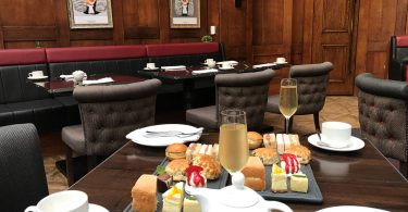Central London Hotels Bring Summer Scents and Indian Flavours to Afternoon Tea Week