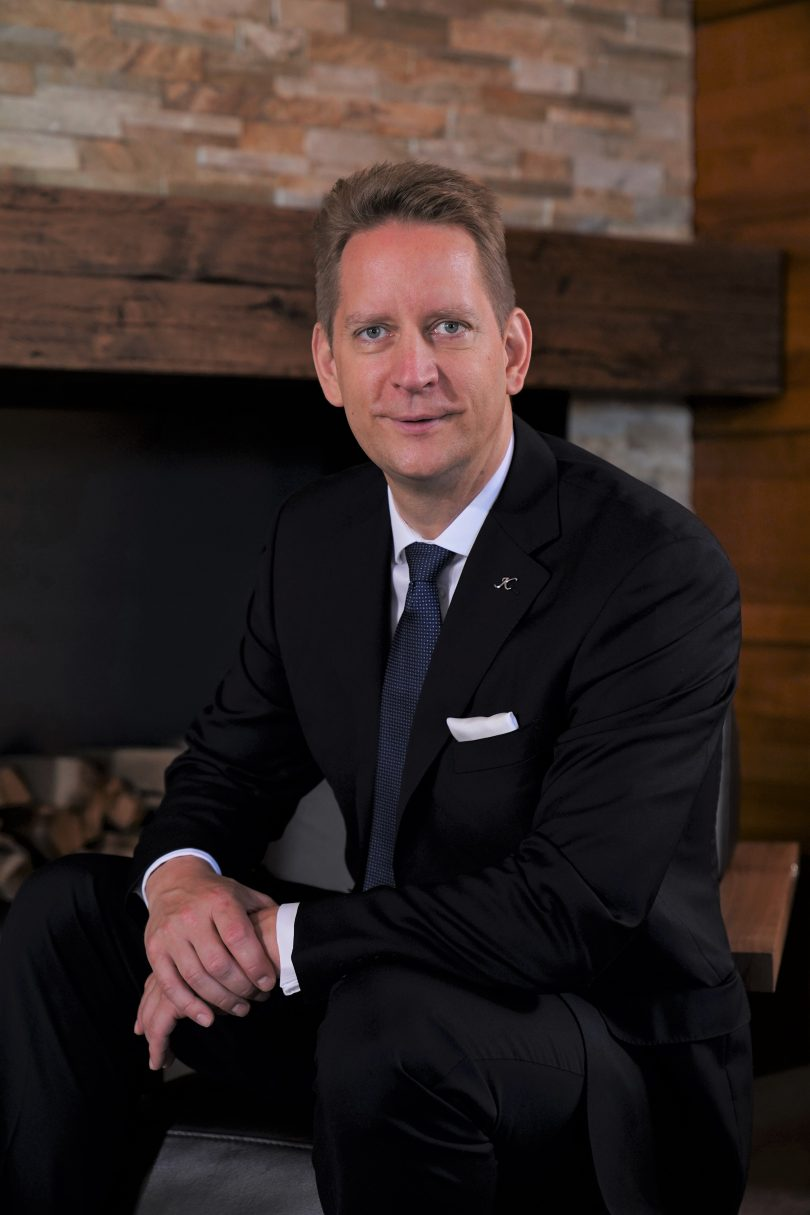 Christian Ruge appointed New General Manager of Kempinski Hotel Grand Arena Bansko, Bulgaria