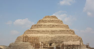 Cintec Announces Newport Engineers save Egyptian Step Djoser Pyramid
