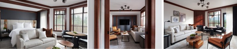 Four Seasons Whistler Debuts Modern Look - The Mountain Lodge, Reimagined