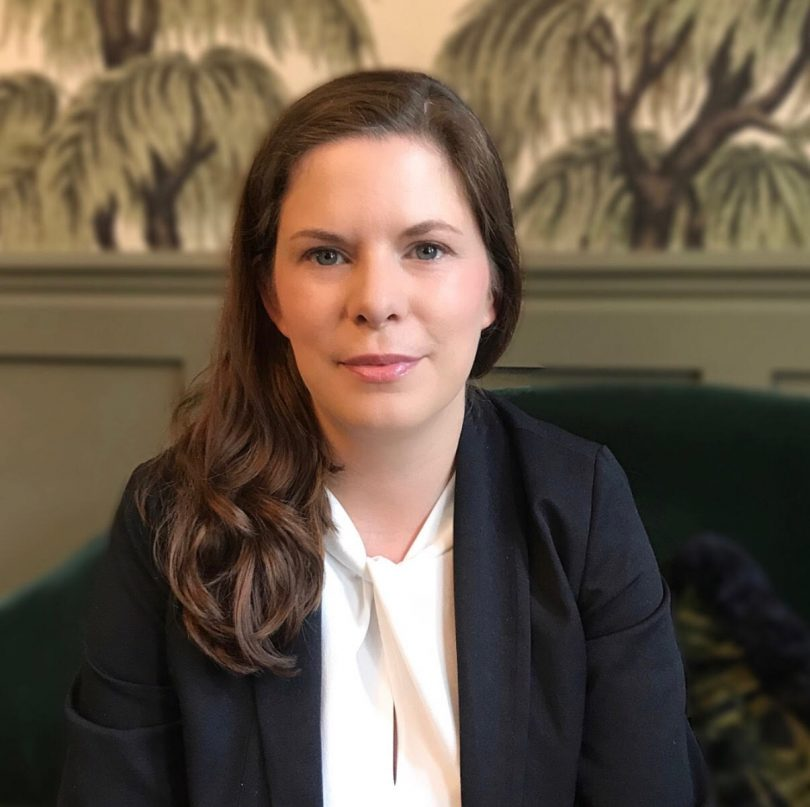 Georgian House Promotes Rising Star to General Manager