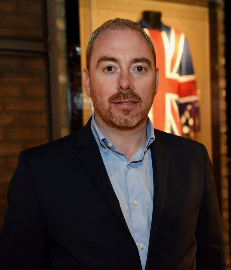 Hard Rock International Appoints David Pellow to Senior Vice President of Company Cafe Operations