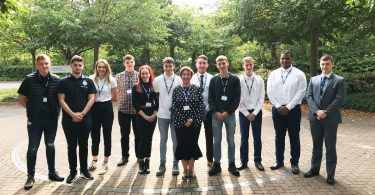Ibstock Brick's Apprenticeship Programme Shortlisted for Two Prestigious Awards
