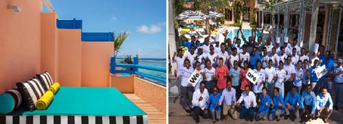 Progressive Boutique Hotel SALT of Palmar in Mauritius makes Time Magazine's Prestigious Issue of the World's Greatest Places 2019