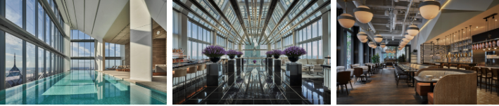Welcome To The Future: All-New Four Seasons Hotel Philadelphia at Comcast Center Crowns City's Tallest Building