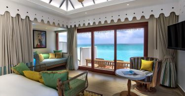 Curio Collection by Hilton Debuts in South East Asia, With the Opening of Saii Lagoo Maldives