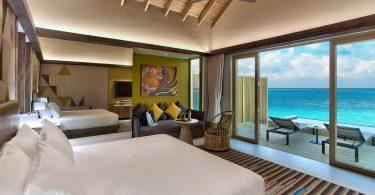Hitting a High Note: Hard Rock Hotel Maldives Marks