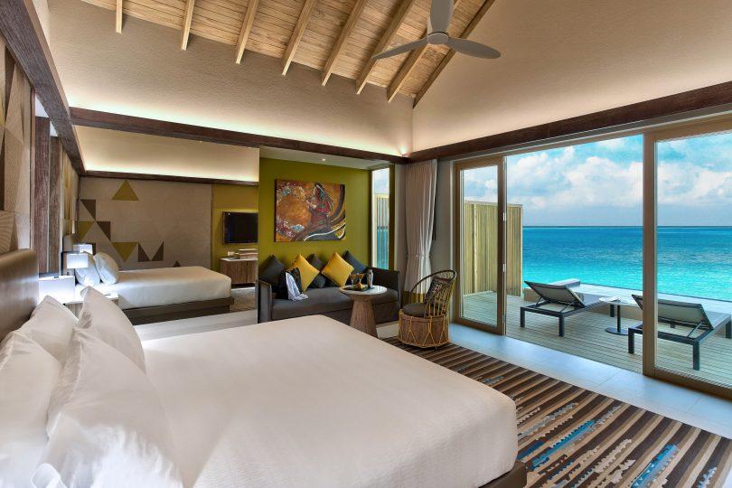 Hitting a High Note: Hard Rock Hotel Maldives Marks