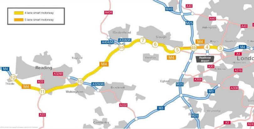 Massive Programme of M4 bridge Replacements Set to Begin