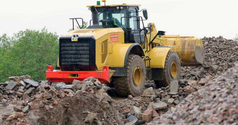 Prichard's Reaps Benefits of Versatile, Cost Saving CAT 950GC