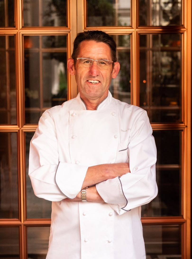 Rosewood London Announces New Executive Chef Simon Young