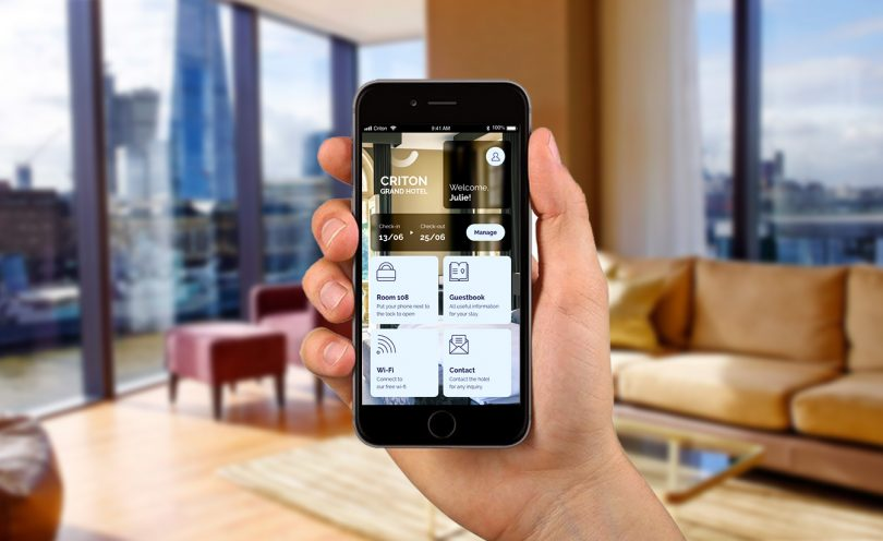 Criton 2.0 lets Hotels Offer Their Guests the Choice of Fully Digital Guest Journey
