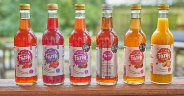 Farm-Pressed Juice Range, Barn Farm Drinks, Achieves Nisa Listing