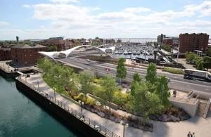 Landmark bridge moves step closer to completion