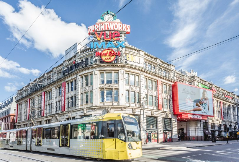 Manchester's iconic entertainment venue diversifies its customer offer as footfall continues to grow