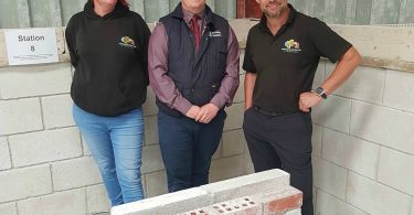 RGB Donation to Help Young People Learn a Trade