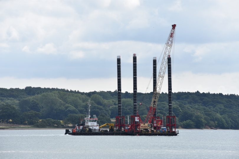 Red7Marine Completes Work on Prestigious Project off the Coast of Suffolk