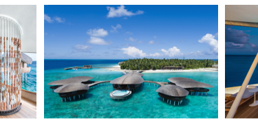The St. Regis Maldives Vommuli Resort named best resort spa in the Indian Ocean