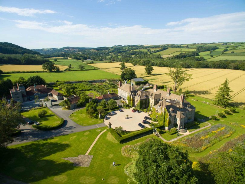 Welsh hotel celebrates two award shortlistings