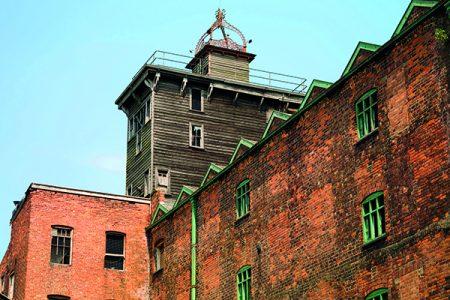 Shrewsbury Flaxmill