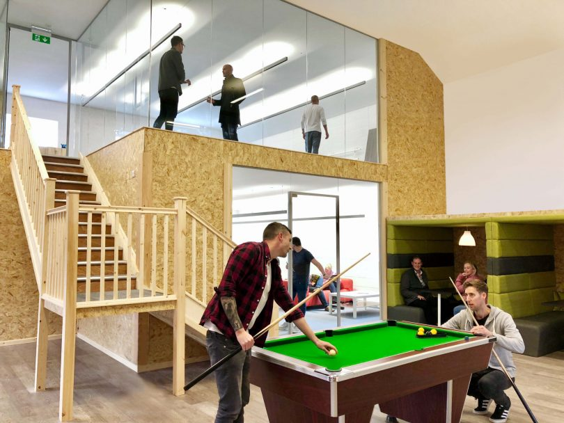 Altitude Glass completes multiple office schemes
