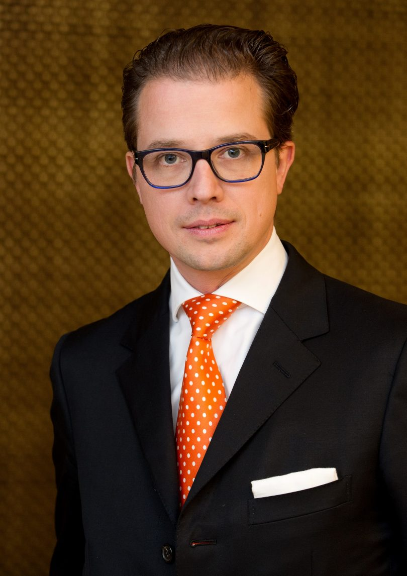 Benedikt Jaschke appointed Chief Quality Officer Kempinski Hotels