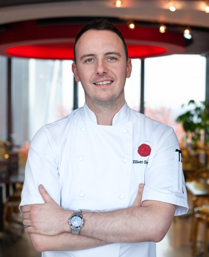 Duck & Waffle announces Elliott Grover as New Executive Chef