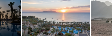 Four Seasons Resort Sharm El Sheikh Celebrates the Return of UK Flights with the launch of their Three-Day Winter Itinerary
