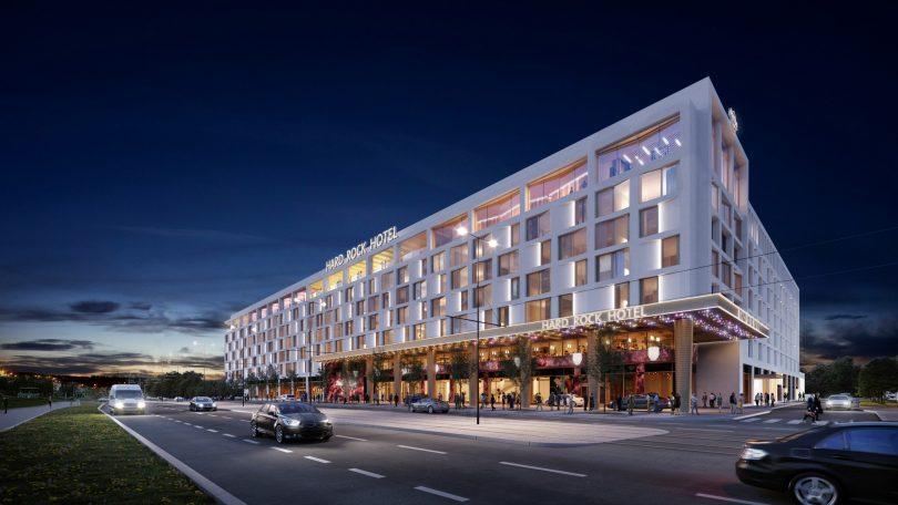 Hard Rock Hotels take Centre Stage in Prague