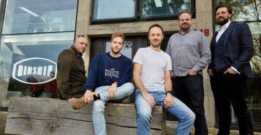 Hospitality tech firm celebrates £500k investment