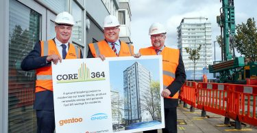 Pioneering project in Sunderland to see largest tower block gas replacement in UK