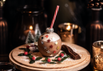 Sheraton Grand London Park Lane – Chocolate Box Winter Terrace