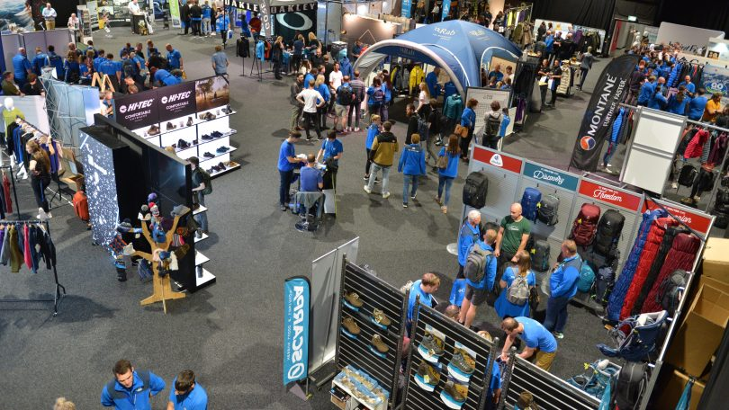 The Go Outdoors Conference at EventCity