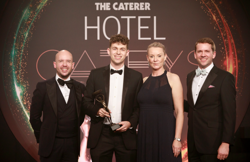 Beekeeper wins a Hotel Catey Award for its work with Exclusive Collection
