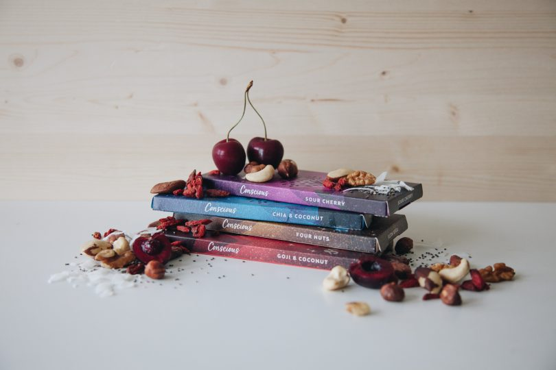 Keep Your New Year's Resolutions Sweet with Conscious Chocolate