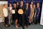 Luxury spa hotel scoops duo of accolades at New Forest's Brilliance in Business Awards