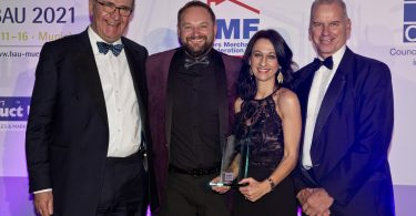 MRA Research wins Best Research & Insight Award for Hanson Cement at the Construction Marketing Awards
