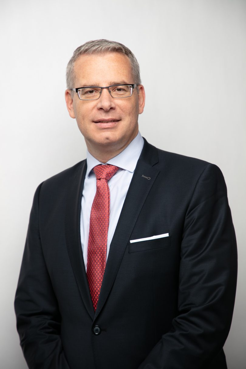 Marcel Kleffner appointed Vice President Finance Europe  Kempinski Hotels S.A.