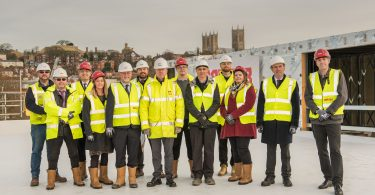 Milestone reached at Holiday Inn, Lincoln