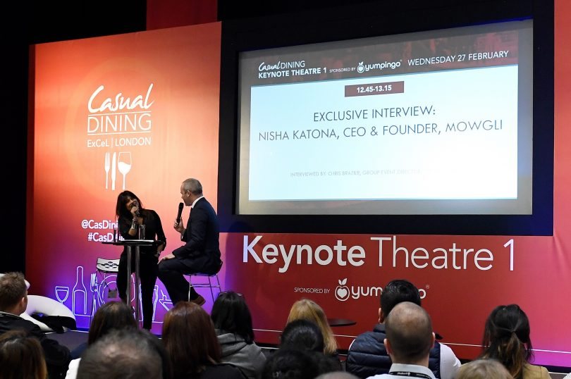 Raising the bar: Mowgli's Nisha Katona returns for Casual Dining 2020