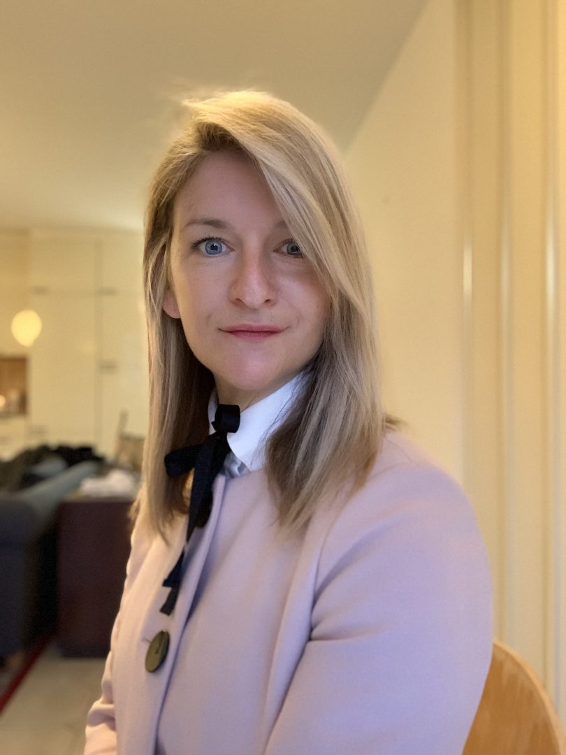 Corinna Saur appointed Vice President Corporate Human Resources Kempinski Hotels S.A.